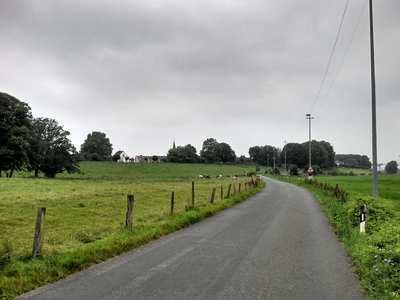 Radtouren rund um Wesel
