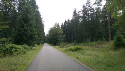 Rennradtouren im Teutoburger Wald