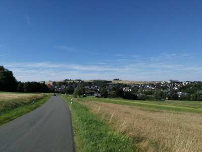 Rennradtouren in Oberfranken