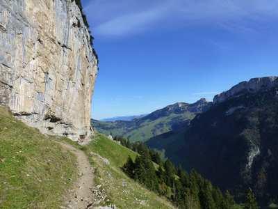 Hiking in Eastern Switzerland