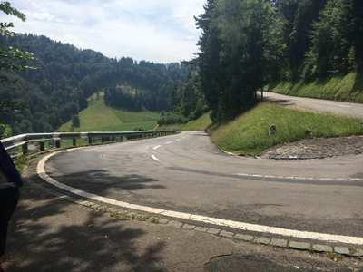 Rennradtouren in Ostschweiz