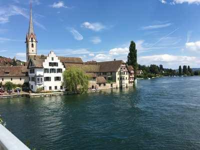 Cycling in Eastern Switzerland