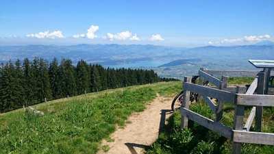 Mountain Bike Trails in Central Switzerland