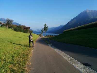 Rennradtouren in der Zentralschweiz