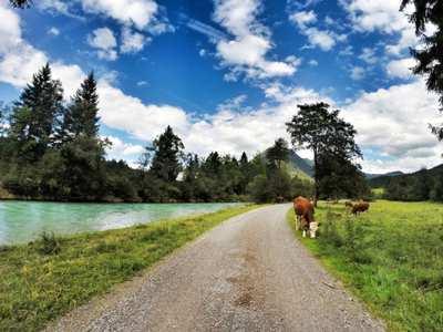 Radtouren in den Münchner Hausbergen