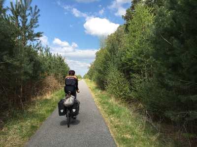 Radtouren im Ruppiner Seenland