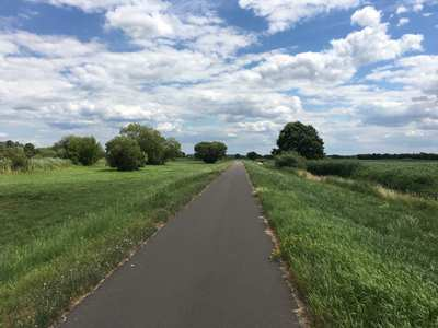 Radtouren im Fläming