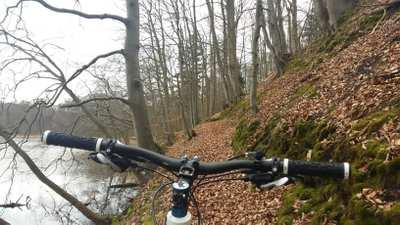 Mountainbike-Touren an der Mecklenburgischen Seenplatte