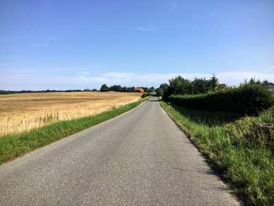 Rennradtouren an der Mecklenburgischen Seenplatte