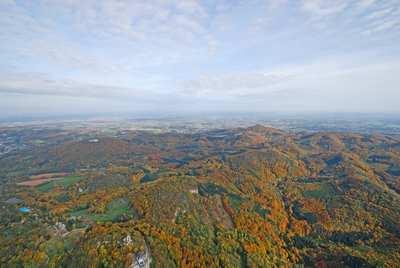 Wandern im Siebengebirge