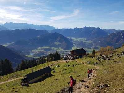Wandern in Chiemgau