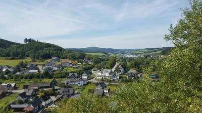 Wandern in Siegerland-Wittgenstein