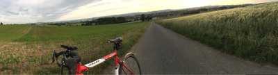 Rennradtouren rund um Höxter