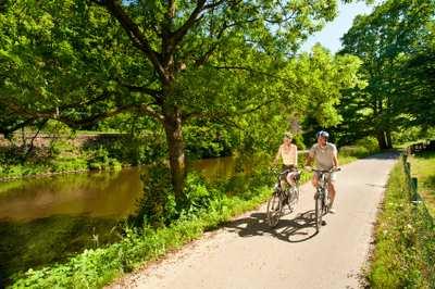 Rennradtouren im Lahntal