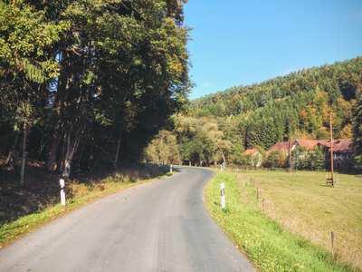 Radtouren im Spessart