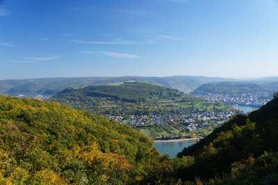 Wandern am Romantischen Rhein