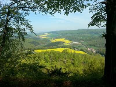 Wandern in Eichsfeld
