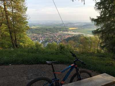 Mountainbike-Touren rund um Nordhausen