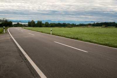 Rennradtouren in Oberbayern
