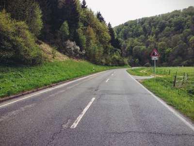 Rennradtouren rund um Reutlingen