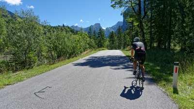 Rennradtouren im Tölzer Land