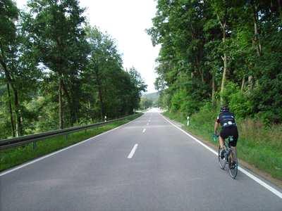 Rennradtouren rund um Schwandorf
