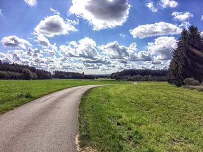 Rennradtouren in Fürstenfeldbruck