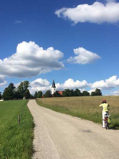 Rennradtouren rund um den Ammersee
