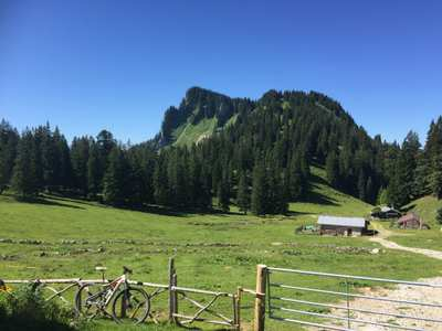 Mountainbike-Touren rund um den Chiemsee