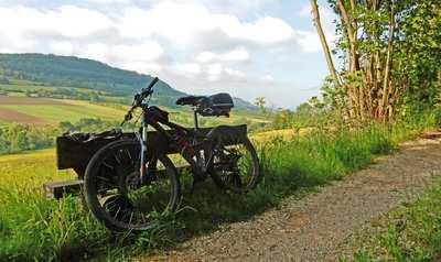 Mountainbike-Touren in Weißenburg-Gunzenhausen