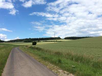 Radtouren rund um Bad Kissingen