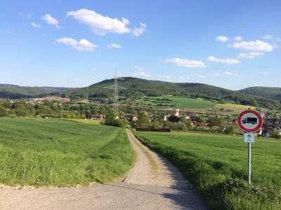 Rennradtouren rund um Aschaffenburg
