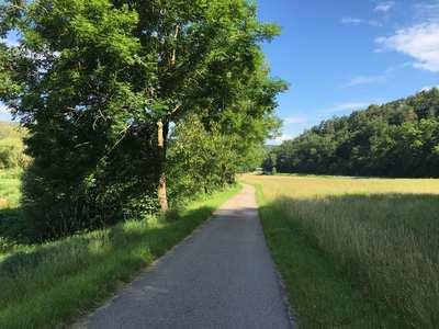 Rennradtouren rund um Regensburg