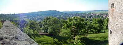 Wandern rund um Ansbach
