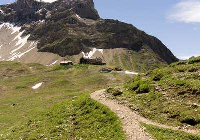 Mountainbike-Touren im Tiroler Oberland