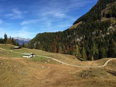 Mountainbike-Touren im Berchtesgadener Land