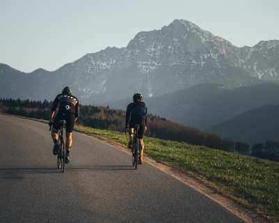 Rennradtouren im Berchtesgadener Land