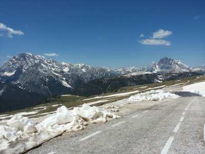 Rennradtouren in den Dolomiten