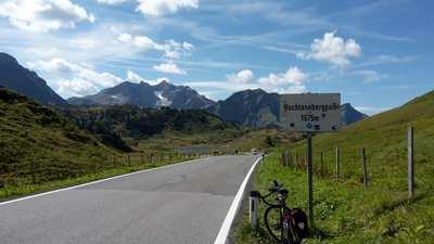 Rennradtouren in den Allgäuer Alpen