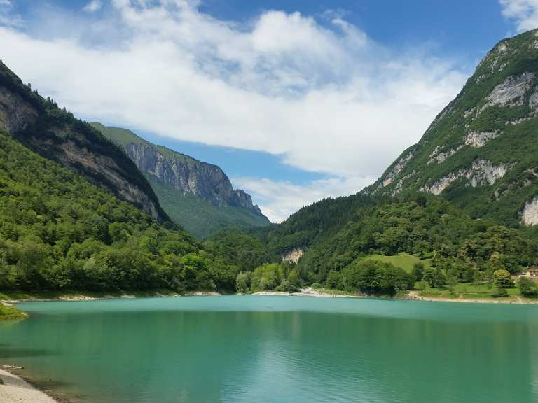 Top 20 Hikes And Walking Routes Around Lake Garda Komoot