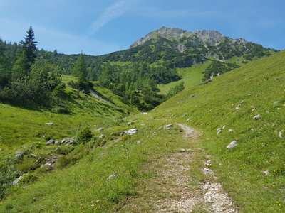 Mountainbike-Touren im Karwendel
