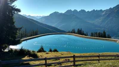 Wandern in den Stubaier Alpen