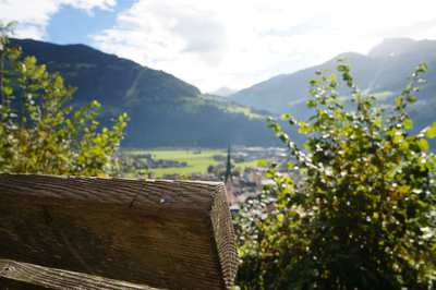 Wandern in den Tuxer Alpen