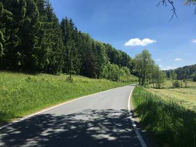 Rennradtouren im Altmühltal