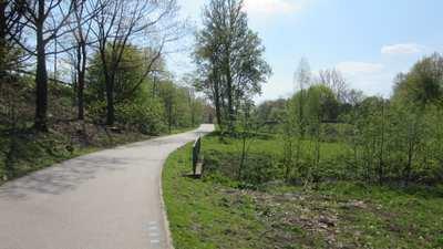 Rennradtouren in Rosengarten