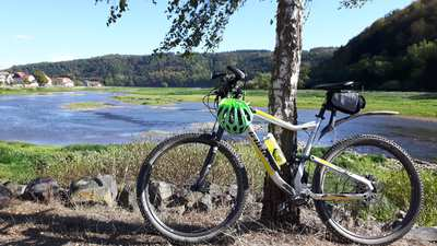 Mountainbike-Touren am Edersee