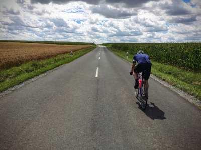 Rennradtouren im Steigerwald