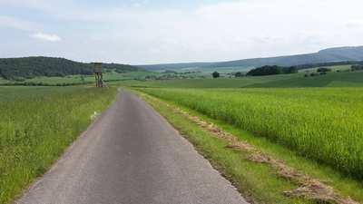 Radtouren in Unterfranken