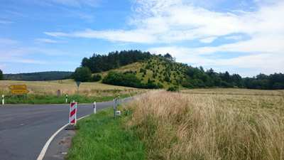Rennradtouren in Nordhessen