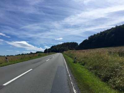 Rennradtouren im Weserbergland